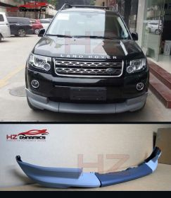 OEM Look Front Lip For 2010 2014 Land Rover Freelander 2