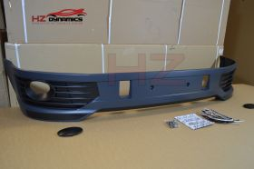 V2 FRONT LIP FOR VW TRANSPORTER T5 FACELIFT 2010 2015