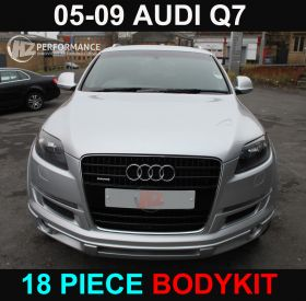 05-09 Audi Q7 NT Type Full Bodykit