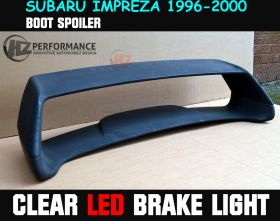 96-00 Subaru Impreza Boot Spoiler + LED Brake Light