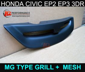 00-03 Honda Civic 3DR EP M Type Grill