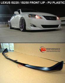 2005 - 2007 Lexus IS220 IS250 GFX Type Front Lip Splitter
