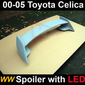 00-05 Toyota Celica WW Type Boot Spoiler with LED