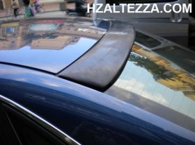 2005 - 2008 Audi A4 B7 4DR Saloon A Roof Spoiler