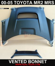 00-05 Toyota MRS Roadster Vented Bonnet