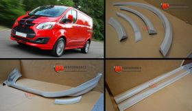 Sport Upgrade Look Bodykit LWB For Ford Transit Custom 2013 2017