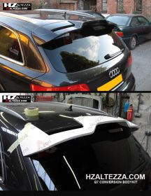05-12 Audi Q7 A Type Roof Spoiler
