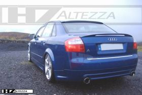 01-04 Audi A4 B6 4DR Saloon Low Rise Boot Spoiler