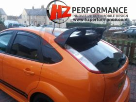 Ford Focus MK2 RS Type Roof Spoiler - 5DR ONLY