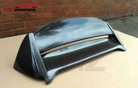 MG LOOK CARBON FIBER ROOF SPOILER FOR HONDA CIVIC EP3 TYPE R 2000 2005