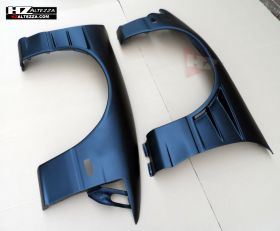 Nissan S13 180SX BN Type +30 mm Wide Front Wings