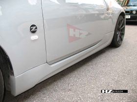 Nissan 350z AMS GT Type Side Skirts
