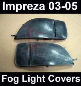 03-05 Subaru Impreza Fog Light Covers